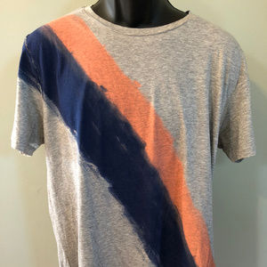 BOSS ORANGE Shirts - Hugo Boss Orange Tee Shirt Paint It Designer Art